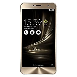 Asus ZenFone 3 Deluxe (ZS550KL) Smartphone (5,5 Zoll (14 cm) Full-HD Touch-Display, 64GB Speicher, Dual-SIM, Android 6.0) silber