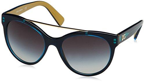 Dolce & Gabbana Sonnenbrille 4280_29588G (61 mm) blau