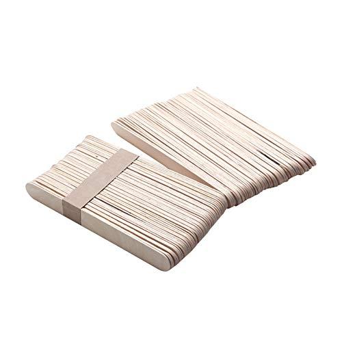 Aplicador cera depilación cera palos madera Craft