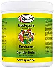 Quiko Badzout 1 kg voor siervogels, briefduiven en kippen - bevordert een snelle en probleemloze muis - versne