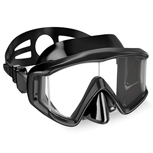 LLF Gafas de Natación Gafas De Buceo, Antivaho Hermético, Gafas De B