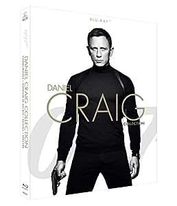 007 Cofanetto Daniel Craig (4 Blu-Ray)