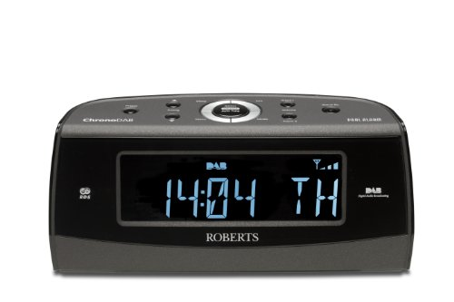 Roberts Radio chronoDAB Radiowecker DAB+