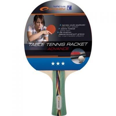 Spokey Tischtennisschläger 3 Sterne*** Advance-FL Tischtennnis Schläger