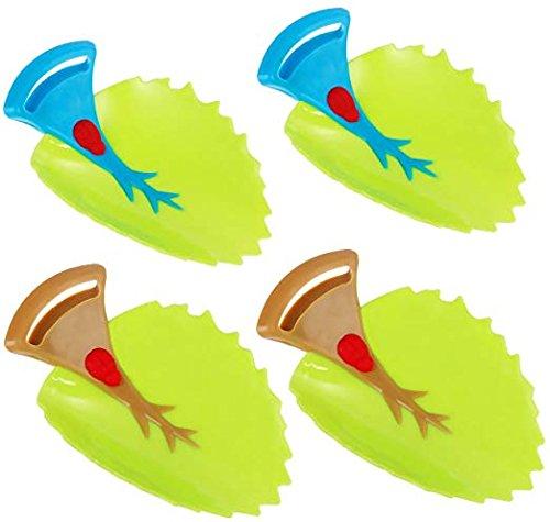 Inchant Kids Faucet Extender Neueste Blätter Art Kinder-Hahn-Extender-Sink Griff Extender für Kinder-Baby-Kleinkind-Bad Zubehör Machen Sie Ihre Kinder Liebe Händewaschen …
