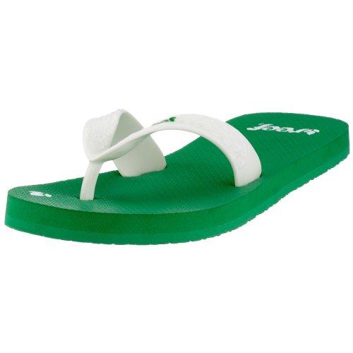 Reef RBBR SNDL, Chaussures sport femme vert/blanc