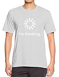 FIRSS Männer Kurzarmshirt,Gedruckt Shirt Rundhals Sport Pullover Basic  Fitness Sweatshirt Jogging T-Shirts Kurzarm Slim Fit… bca771c488