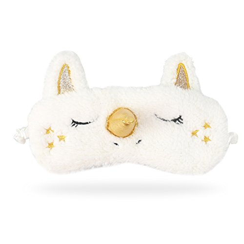 Unicorn 3d sleeping eye mask