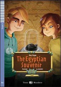 The egyptian souvenir. Con CD Audio. Con espansione online (Teen readers) por Mary Flagan
