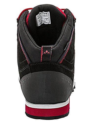 Vaude Herren Mens Dibona Advanced Mid Stx Outdoor Fitnessschuhe Schwarz (nero 010)