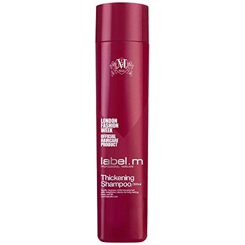 Label M ispessimento Shampoo 300 ml