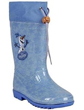 Botas de goma Lluvia Botas Disney Frozen Olaf Talla 24–29