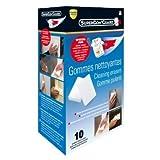 Guard Industrie 3221Super gom' Guard Schwämme magischen, weiß, 12x 8x 3cm, 10-teiliges Set