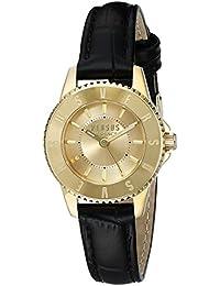 Versus Reloj para Mujer de con Correa en Cuero SOZ030015 a0c5dfeb160c