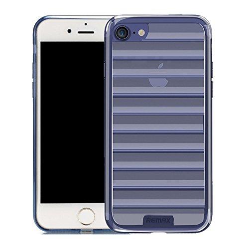"iPhone 7 Hülle,Sunroyal iPhone 7 4.7"" Muster TPU Case Schutzhülle Silikon Crystal Case Durchsichtig,Bunt Gold Muster Luxus Glitzer Glanz Kristall Crystal Transparent Silikon Schutzhülle Ultradünnen Kr Blau"