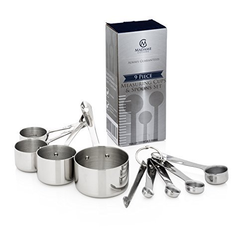 madame-cuisine-stainless-steel-measuring-cups-and-spoons-set-by-madame-cuisine