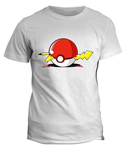 Tshirt Pokemon Dead Pika - games - cartoon cartoni- in cotone by Fashwork