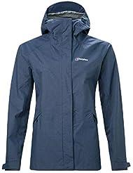 Berghaus Women's Alluvion Waterproof Shell Jacket