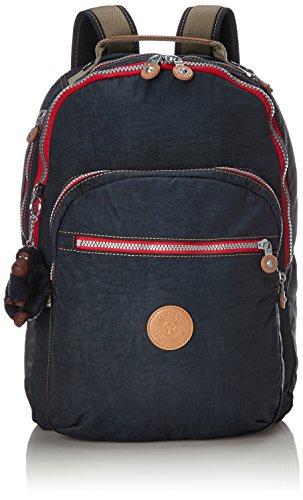 Kipling CLAS SEOUL Mochila escolar, 45 cm, 25 liters, Azul True Navy C