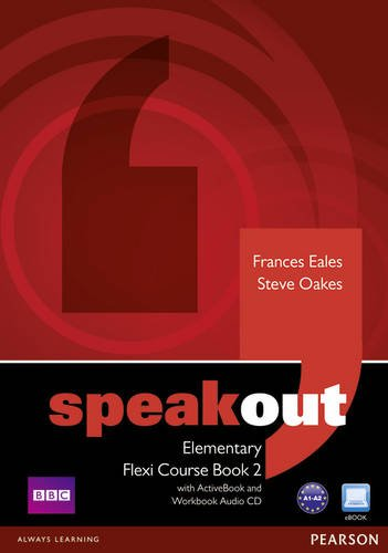 Speakout. Elementary flexi. Student's book. Con espansione online. Per le Scuole superiori: 2