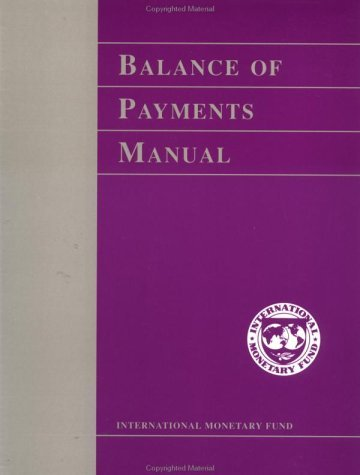 Balance of Payments Manual by International Monetary Fund (1993-09-02)