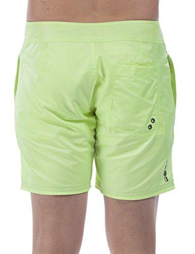 Bench Herren Badeshorts Bigandbold Gelb (Fluoro Lime YW105)
