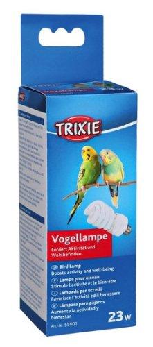 UV-Vollspektrum-Kompaktlampe für Ziervögel in Innenhaltung Test