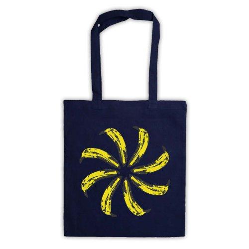 My Icon Art & Clothing , Borsa da spiaggia  Uomo-Donna Blu navy