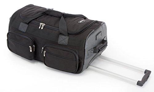Sac fourre-tout à roulettes 61 cm – 58 L – Idéal Bagage