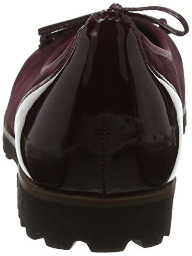 Gabor Ladies Jollys Chiuso Ballerinas Rosso (nuovo Merlot (cognac))