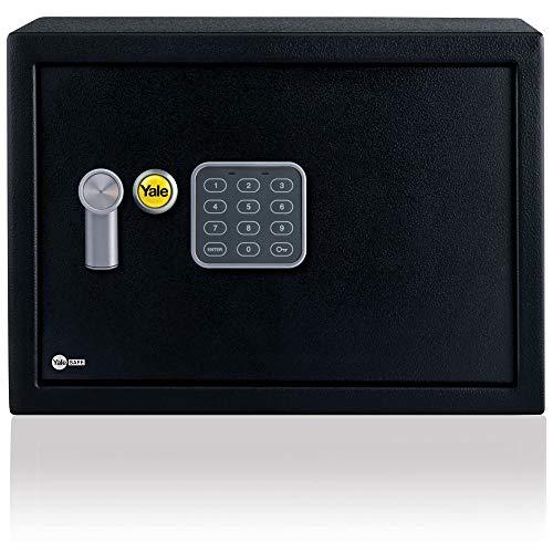 Yale YEC/250/DB1 - Caja fuerte con alarma tamaño mediano