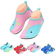 b3244991b katliu Zapatos para Niño Niña Zapatos de Playa Bebe Zapatillas de Piscina  Escarpines Calzado ...