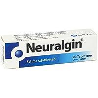 Neuralgin Tabletten, 20 St. preisvergleich bei billige-tabletten.eu