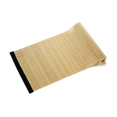 Maxwell & Williams Placesets Tischläufer, Tischdecke, Tischtuch, Tischband, Bambus, 150 cm, Natural, PM2002
