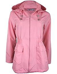 Amazon.co.uk: Pink - Coats / Coats & Jackets: Clothing