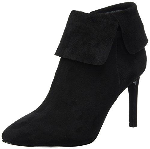 Tosca Blu Shoes Damen Verbier Pumps, Schwarz (Nero), 36 EU (Blu-leder-pumps)
