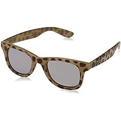 Vans JANELLE HIPSTER SUNGLASSES Gafas de sol, Marrón (Lt Tortoise), 1