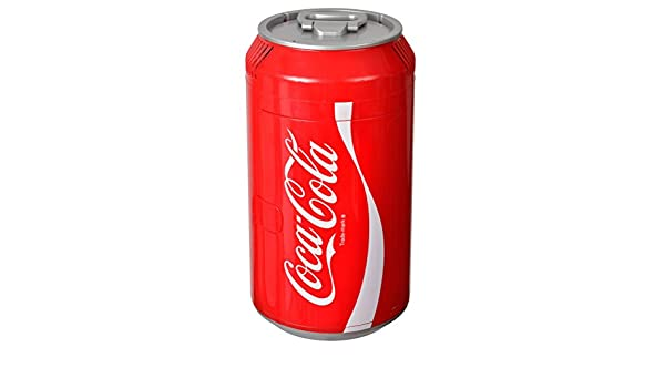 Mini Kühlschrank Cola Dose : Mini kühlschrank in dosenform cola amazon elektronik