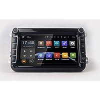 MIC-AV8 (AV8 mit Sygic M.I.C) VW / SEAT / SKODA / Android 5.1 Autoradio / Moniceiver Naviceiver mit Sygic Aktivierungscode