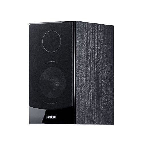 Chrono 513 Kompaktlautsprecher (70/130 Watt) schwarz (Paar)