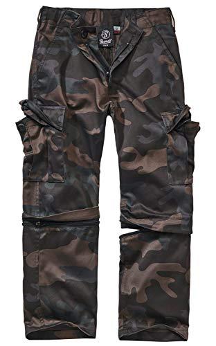 Brandit Kids US Ranger Feldhose Zip-Up darkcamo - XL (158/164)