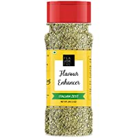 Flavorful Italian Zest Flavour Enhancer & Seasoning Blend, 30g | Oregano Mix Perfect for Pizza, Pasta, Vegetables, Popcorn, Garlic Bread, Chicken and Seafood | 100% Natural