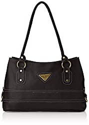 Fostelo Women's Handbag Brown (FSB-207)