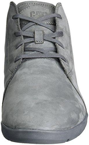 Caterpillar Quell, Sneakers Hautes Homme Gris (Mens Castlerock)