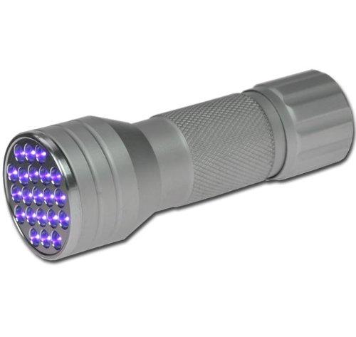 UV Licht 21 LED ALU Taschenlampe Lampe Leuchte Geocaching Modell ELECSA 1122 Led-leuchten Für Modelle