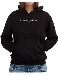 #Great Britain Women Dame Hoodie