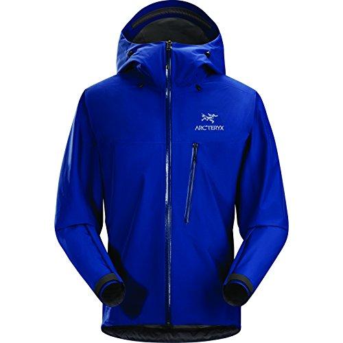Arcteryx Herren Alpha SL Jacket, Triton, L Sl Jacket