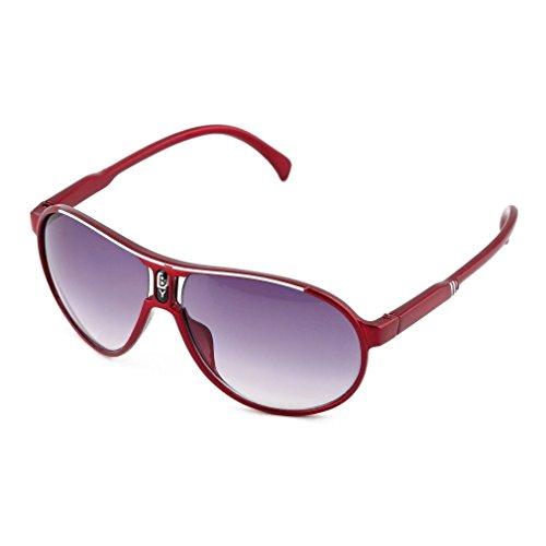 Rosso Elegante Cool Bambino Bambini UV400occhiali da sole Shades-Occhiali