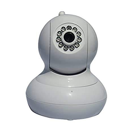 Hieha®Caméra IP Caméra de Surveillance sans Fil Wifi 960P Webcam de Surveillance Intérieur Wireless Caméra de Sécurité Infrarouges Vision Nocturne Détection de Mouvement Alerte d'information Audio Son Bidirectionnel Support Android, iOS, PC