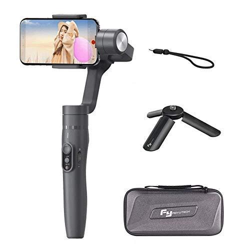 Feiyu Vimble 2 Stabilizzatore cardanico a 3 assi palmare estensibile per smartphone con asta di stabilizzazione del treppiede